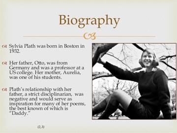 Sylvia Plath Daddy Essay